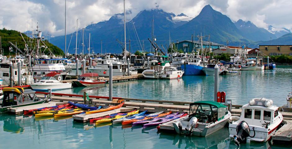 Bootshafen, Valdez - Alaska