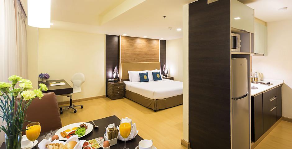 Aspen Suites Sukhumvit 2 by Compass Hospitality