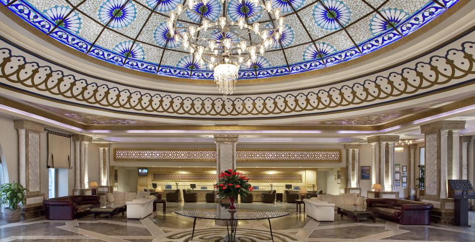 Kempinski Hotel The Dome