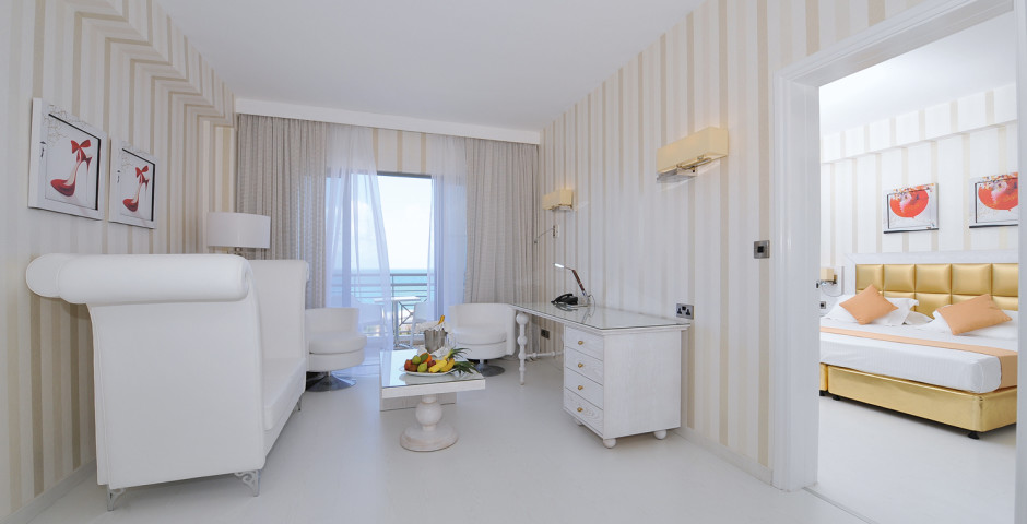 Suiten 1 Schlafzimmer - St. George Spa & Beach Resort