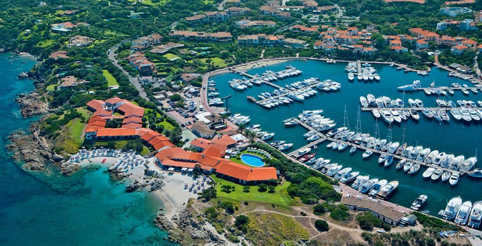 Hotel Sporting Club Porto Rotondo