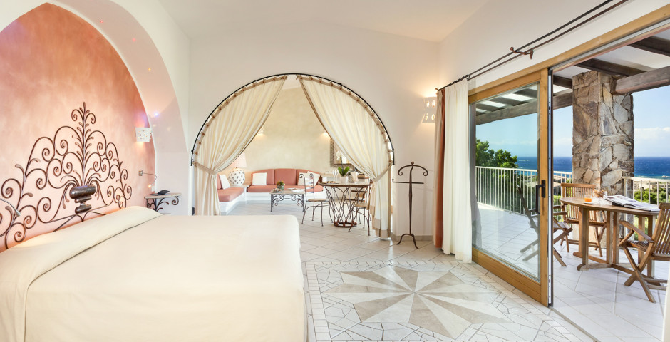 President Suite (Hotel Erica) - Resort Valle dell'Erica Thalasso & Spa
