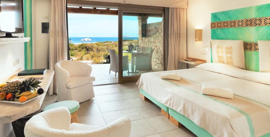 Suite familiale Licciola (Hôtel La Licciola) / Chambre double Superior Licciola  (Hôtel La Licciola) - Resort Valle dell'Erica Thalasso & Spa