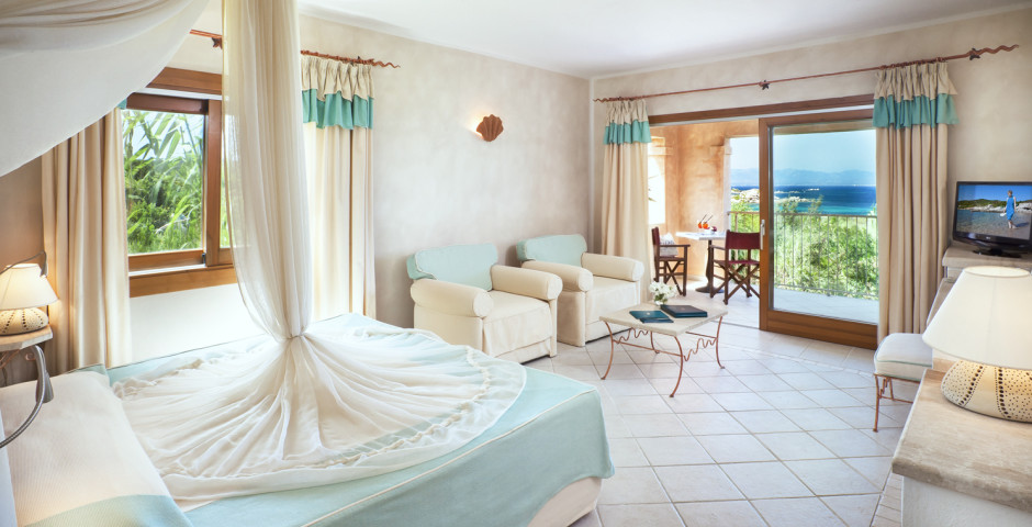 Chambre double Giglio/Orchidea (Hotel Erica) - Resort Valle dell'Erica Thalasso & Spa