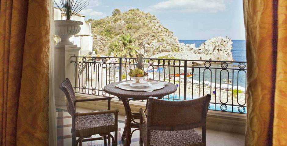 Grand Hotel Mazzaro Sea Palace