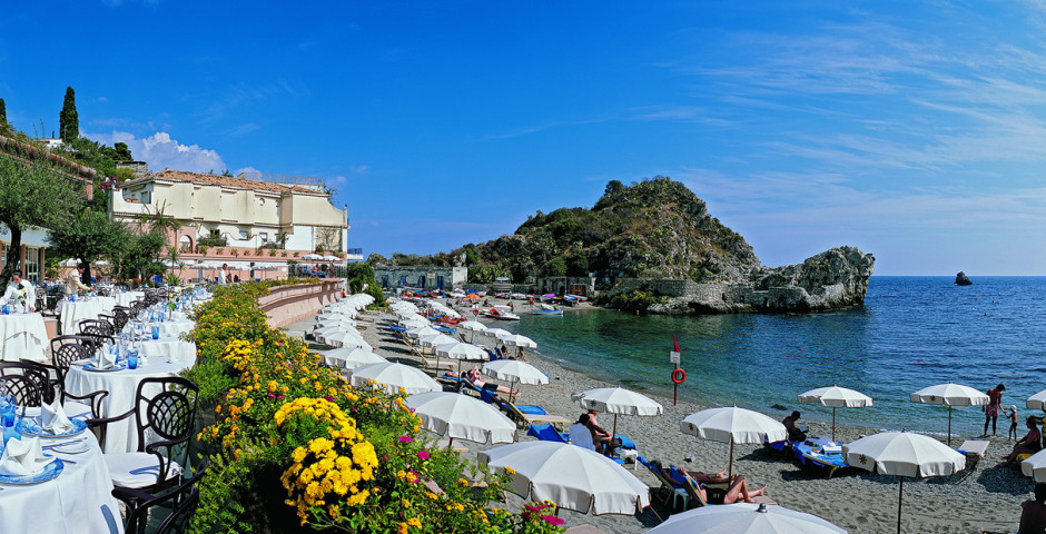 Grand Hôtel Mazzaro Sea Palace