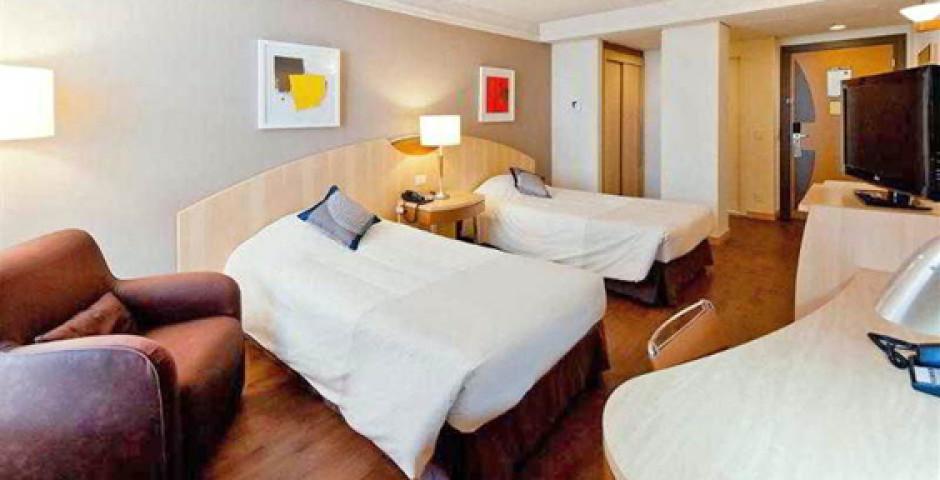 Hotel Novotel Sao Paulo Jaragua Conventions