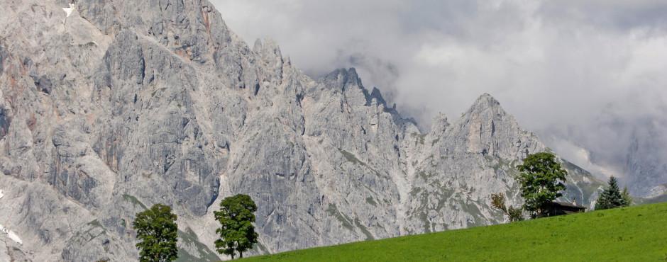 Berg Hochkönig