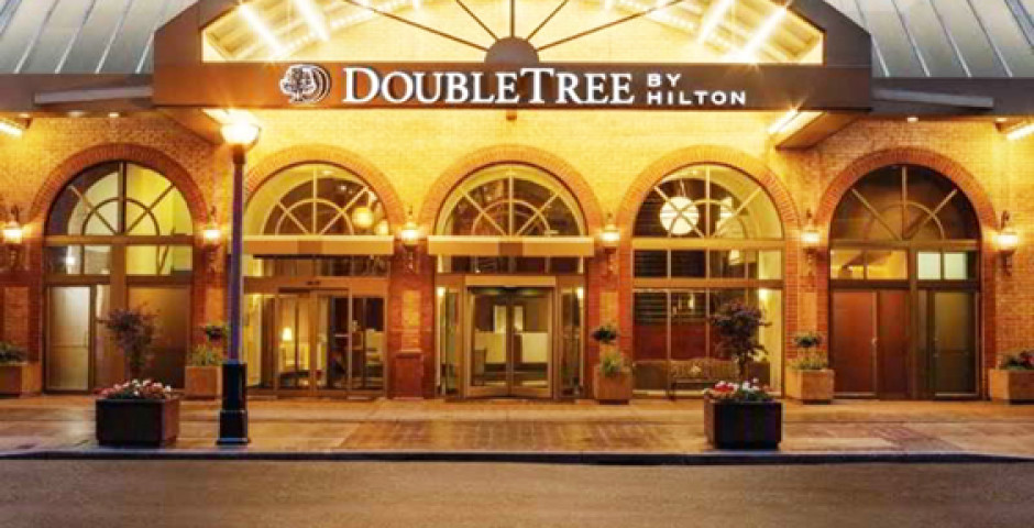 DoubleTree by Hilton Toronto Downtown