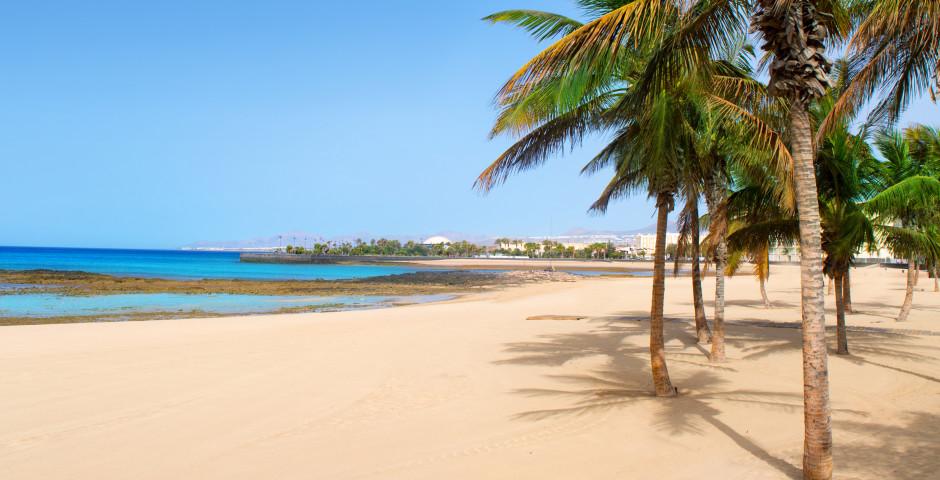 Playa del Reducto à Arrecife