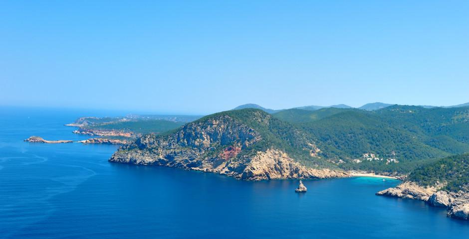 Küste bei Cala Vadella - Cala Vadella