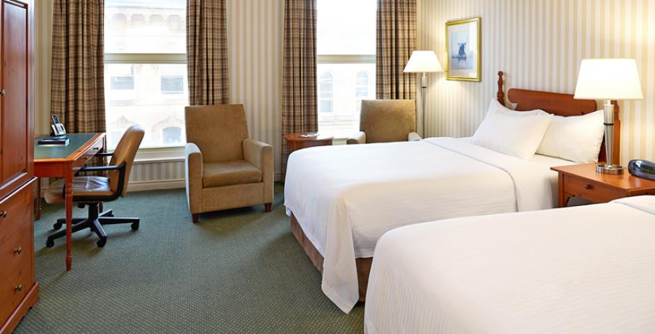 Standard Room 2 Double - Delta Halifax
