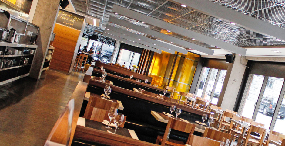 TEMPO Restaurant - Delta Halifax