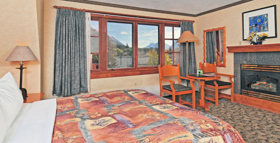 Premium-Zimmer - Banff Ptarmigan Inn
