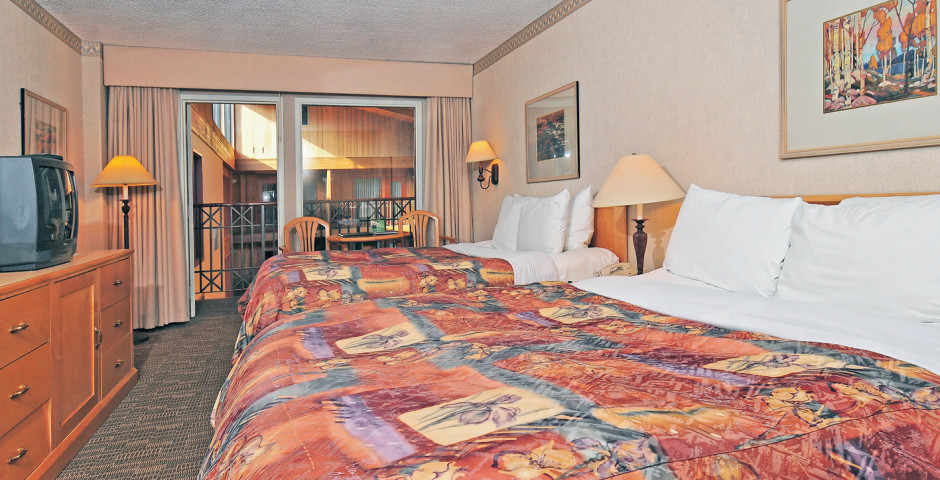 Standard-Zimmer - Banff Ptarmigan Inn