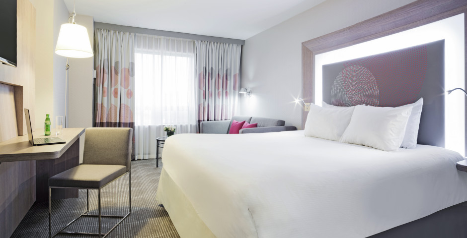 Next Generation Room King - Novotel Ottawa