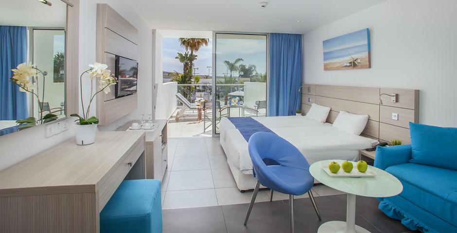 Doppelzimmer Executive - Limanaki Beach Hotel