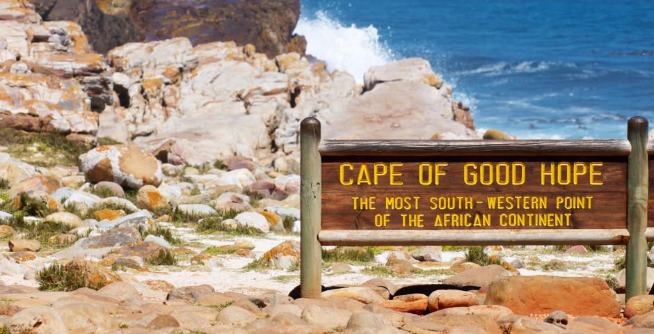 Cap de Bonne-Espérance - Afrique australe