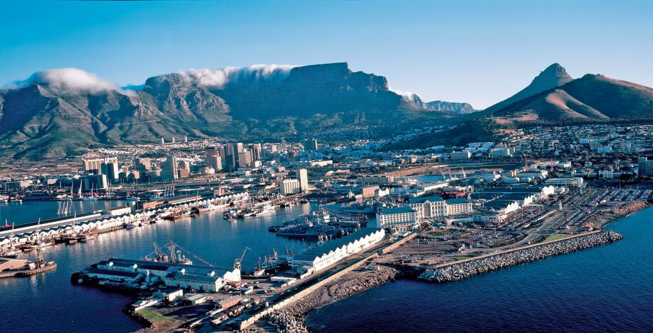 Luftaufnahme - Kapstadt