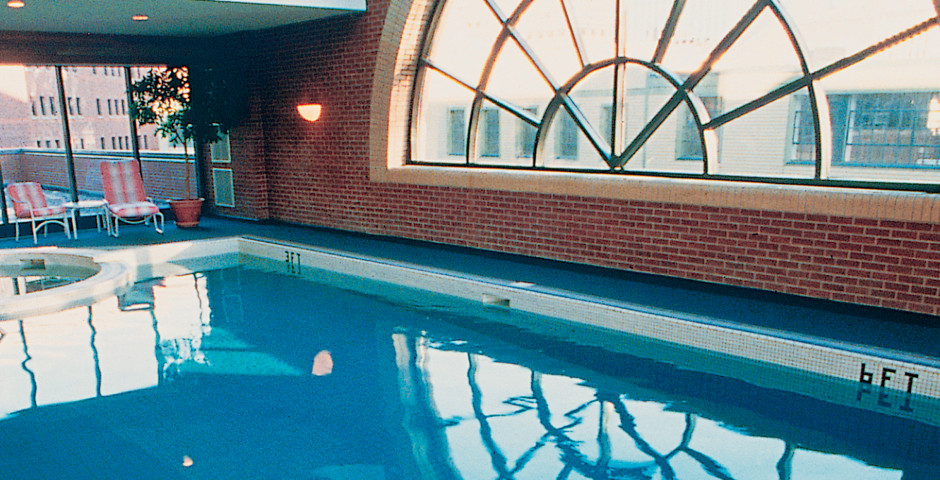 Pool - The Prince George Hotel