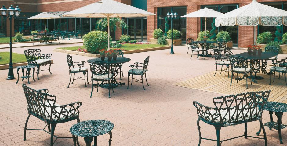 Garten - The Prince George Hotel