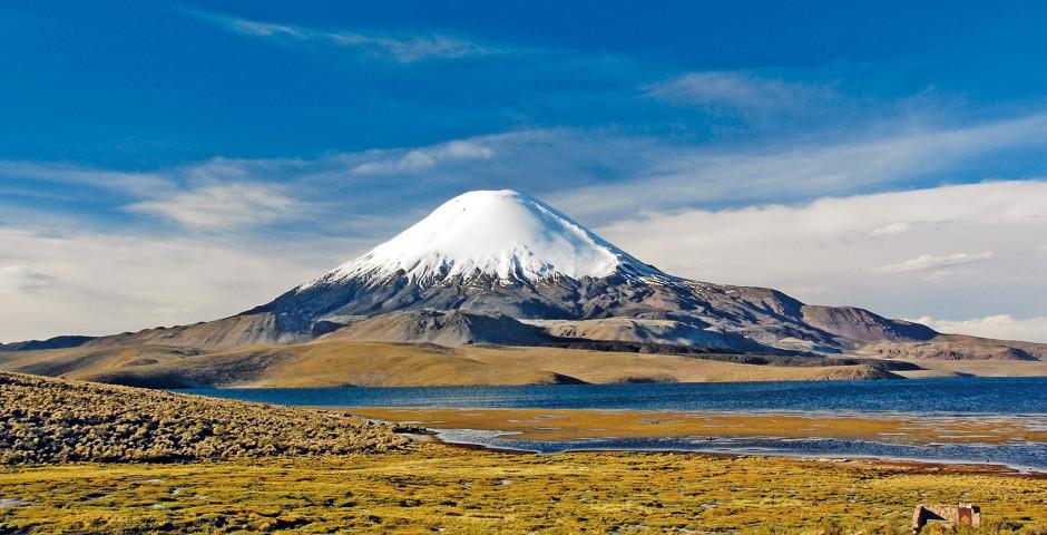 Volcan Parinacota - Chili