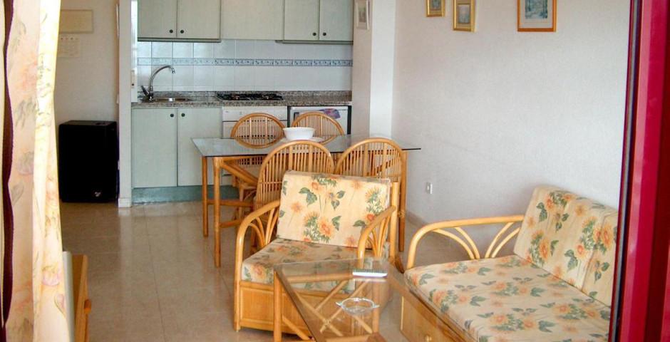 Appartements Zafiro