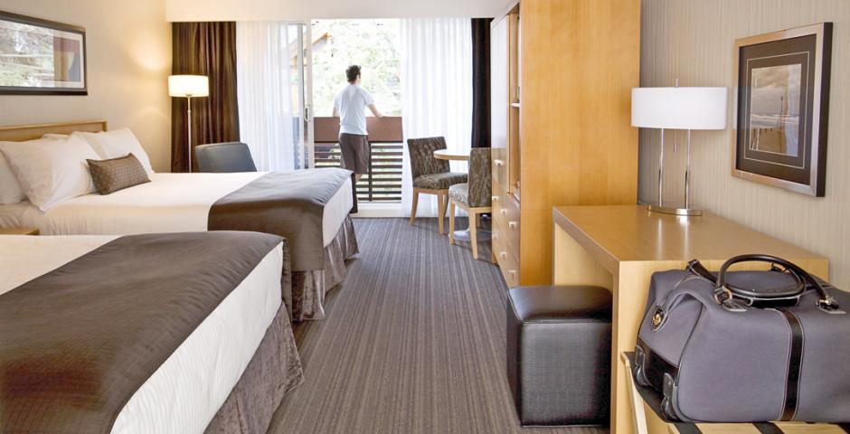 Premium-Zimmer - Banff Aspen Lodge