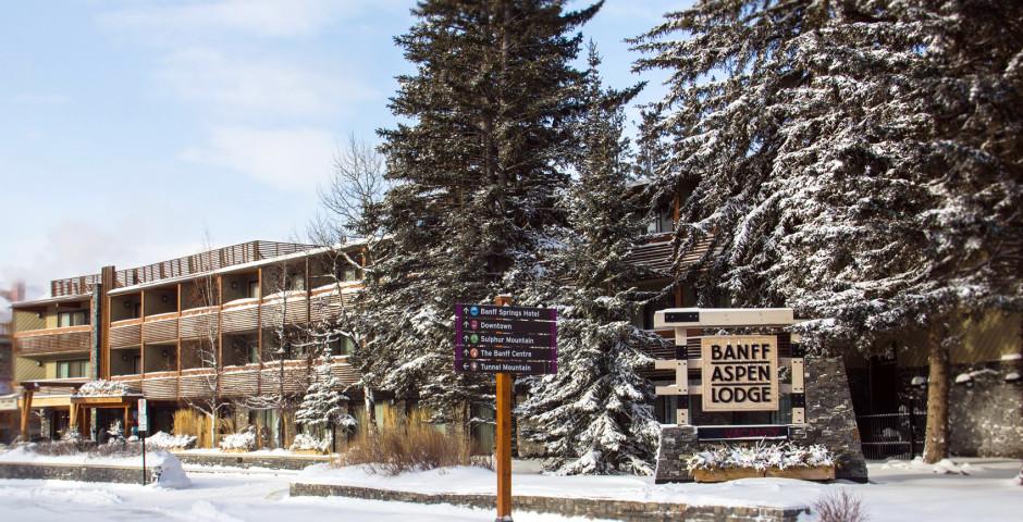 Banff Aspen Lodge