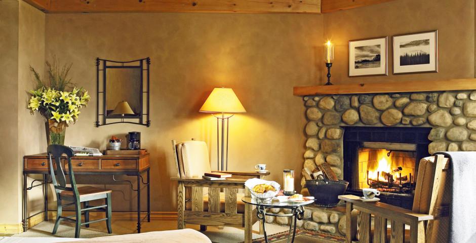 Premier-Zimmer - Buffalo Mountain Lodge