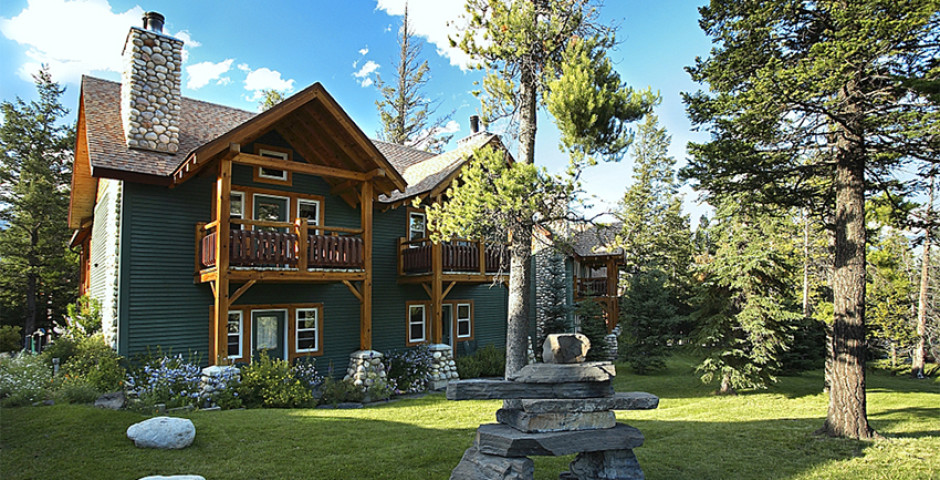Buffalo Mountain Lodge