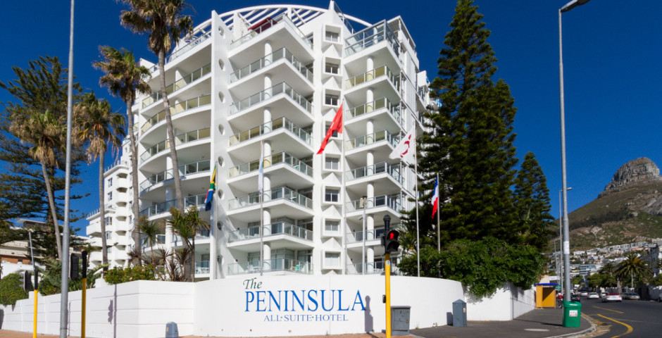 The Peninsula All Suites Hotel