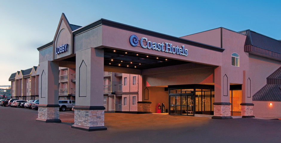 Coast Kamloops Hotel