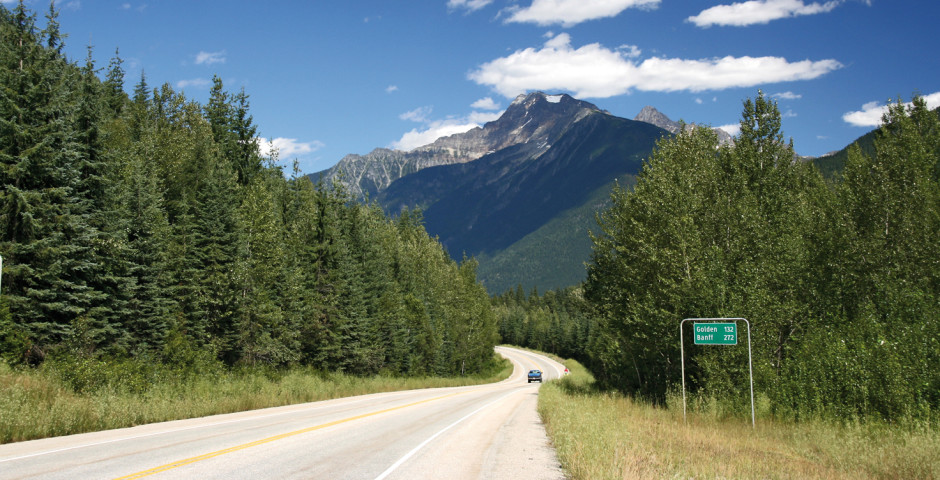 Mount-Revelstoke-Nationalpark - Revelstoke