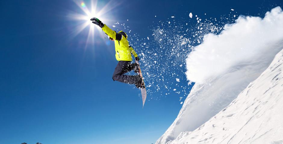 Skiferien im Skigebiet Ovronnaz - Ovronnaz