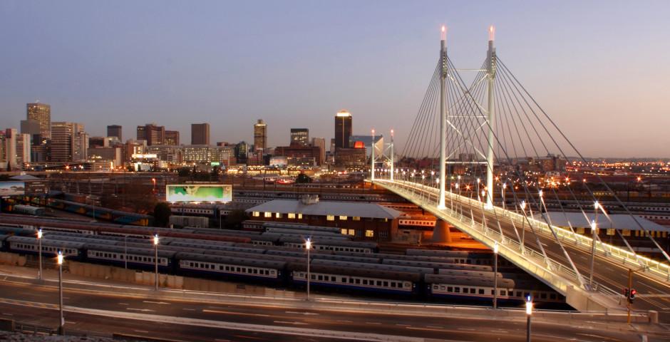 Johannesburg & Pretoria