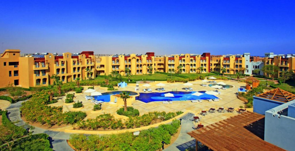 Lemon & Soul Garden Makadi Hotel