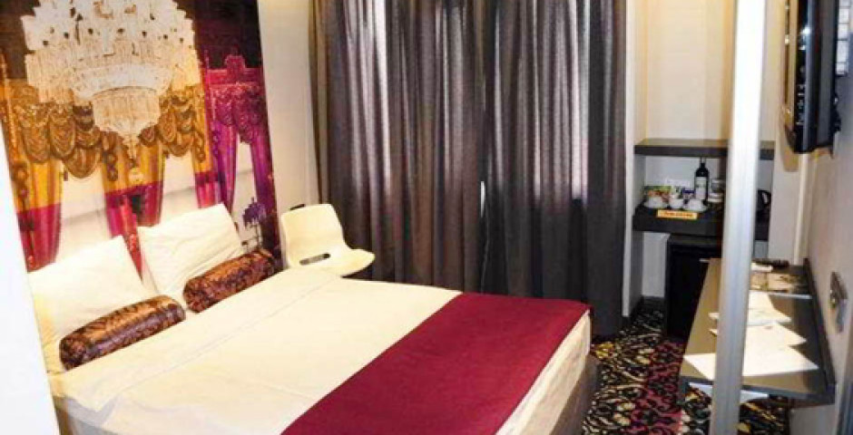 City by Molton Hotels (ex. Pera Tulip City)