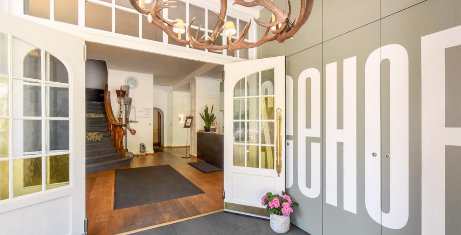 Hotel Seehof Arosa Sommer inkl. Bergbahnen