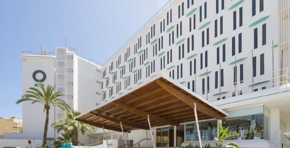 The New Algarb Playasol Hotel