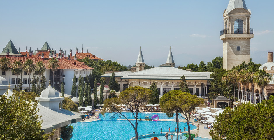 Swandor Hotels and Resorts Topkapi Palace (ex. WoW Topkapi Palace)