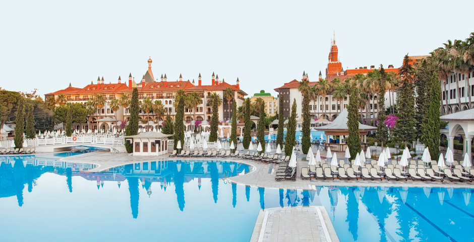 Swandor Hôtels and Resorts Topkapi Palace (ex. WoW Topkapi Palace)