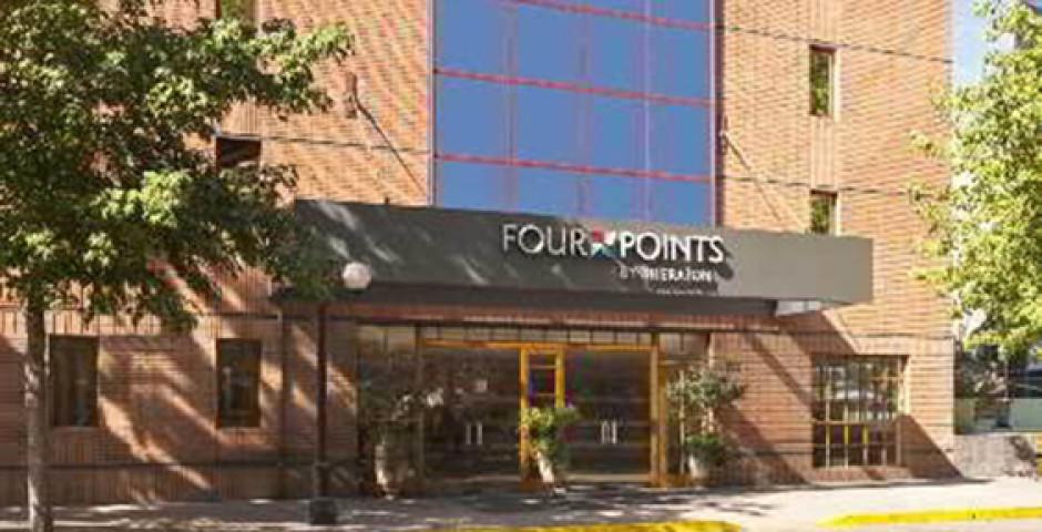 Four Points Santiago