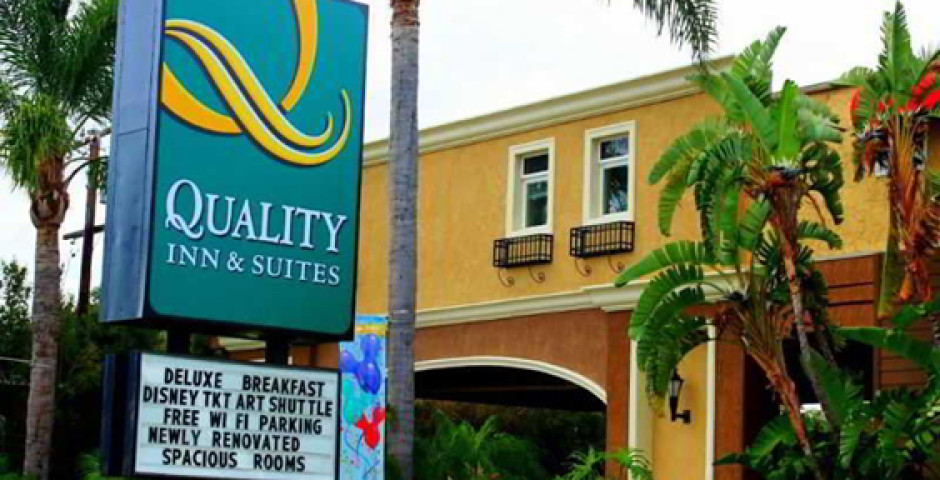Quality Inn & Suites Maingate