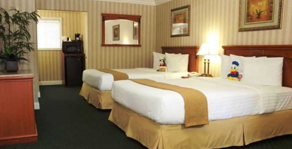 Quality Inn and Suites Anaheim Maingate