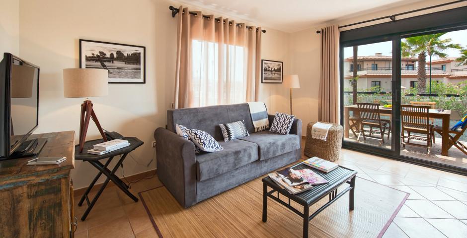 Villa mit 2 Schlafzimmern - Pierre & Vacances Village Club Origo Mare