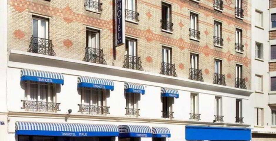 Timhotel Place D'italie Butte-aux-Cailles