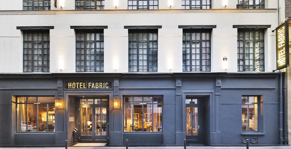 Hotel Fabric