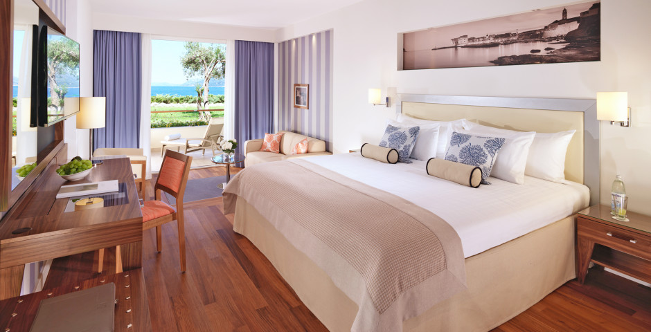 Chambre double Deluxe - Valamar Dubrovnik President