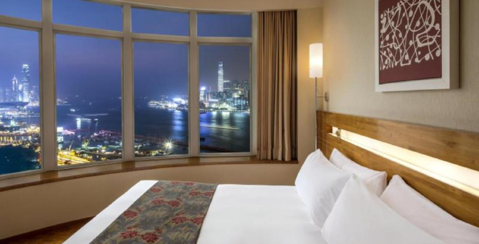 L'Hotel Causeway Bay Harbour View Hong Kong